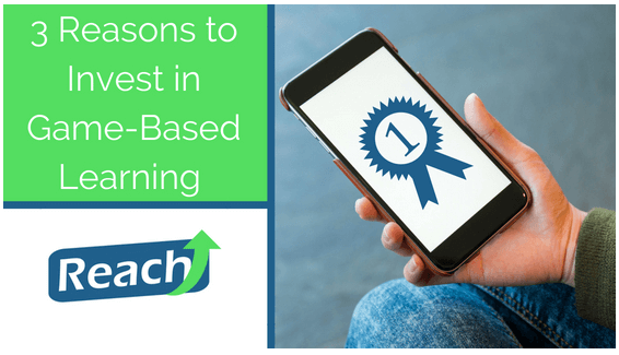 3 Reasons to Invest in Game-Based Learning