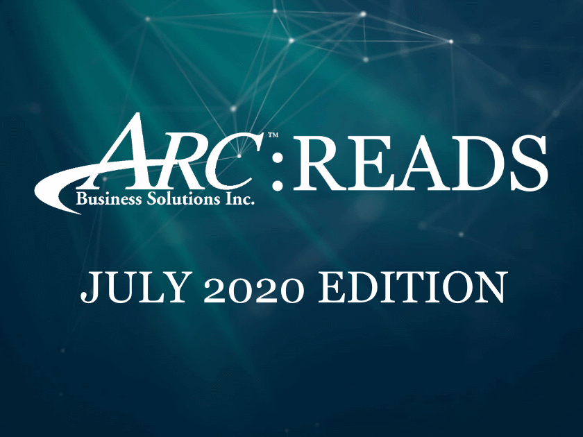 ARC Reads: July 2020 Edition