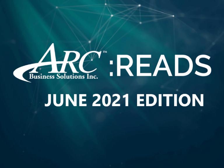 ARC Reads: June 2021 Edition