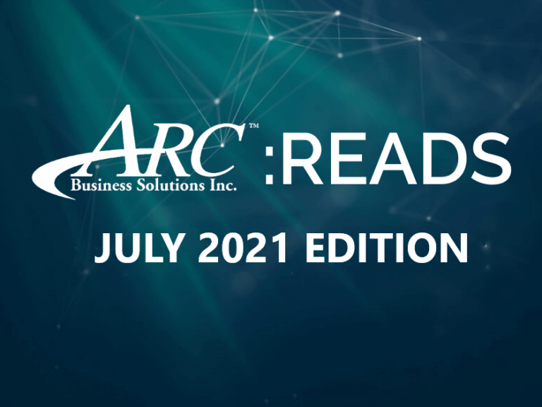 ARC Reads: July 2021 Edition